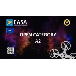 Διπλωμα Drone Α1/Α3 κατά EASA