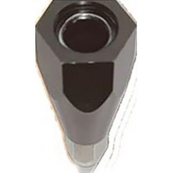 Μύτη ακοντίου εξάγωνη
